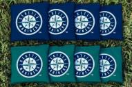 Seattle Mariners Cornhole Bag Set