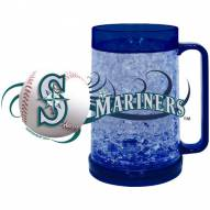 Seattle Mariners Crystal Freezer Mug