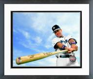Seattle Mariners Edgar Martinez Posed Framed Photo