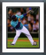 Seattle Mariners Fernando Rodney 2014 Action Framed Photo