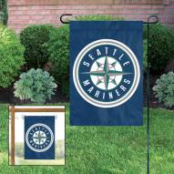 Seattle Mariners Garden Flag