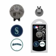Seattle Mariners Hat Clip & Marker Set