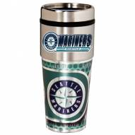 Seattle Mariners Hi-Def Travel Tumbler