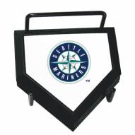 Seattle Mariners Home Plate Coaster Set
