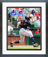 Seattle Mariners James Jones 2014 Action Framed Photo