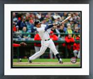 Seattle Mariners Justin Ruggiano 2015 Action Framed Photo