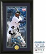Seattle Mariners Ken Griffey Jr. 2016 HOF Induction Supreme Bronze Coin Photo Mint