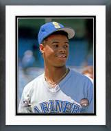 Seattle Mariners Ken Griffey Jr. Posed Framed Photo