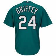 Seattle Mariners Ken Griffey Jr. Replica Green Alternate Baseball Jersey