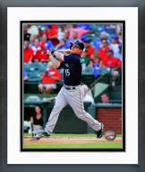 Seattle Mariners Kyle Seager 2014 Action Framed Photo