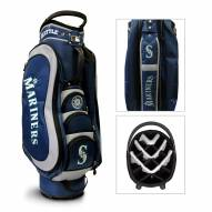 Seattle Mariners Medalist Cart Golf Bag