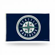 Seattle Mariners MLB 3' x 5' Banner Flag