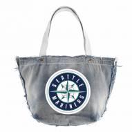 Seattle Mariners MLB Vintage Tote Bag