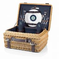 Seattle Mariners Navy Champion Picnic Basket