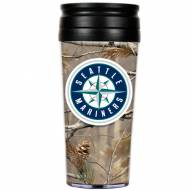 Seattle Mariners RealTree Camo Coffee Mug Tumbler