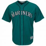 Seattle Mariners Replica Green Alternate Baseball Jersey