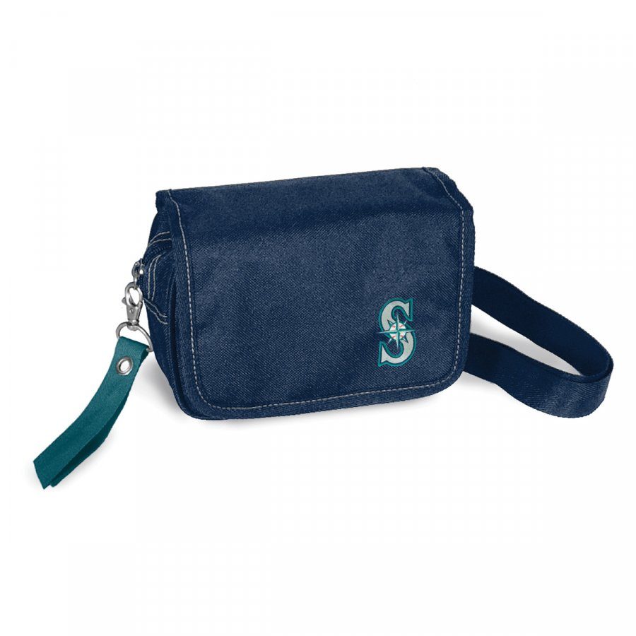 Seattle Mariners Ribbon Waist Pack Purse
