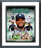 Seattle Mariners Robinson Cano 2014 Portrait Plus Framed Photo