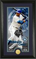 Seattle Mariners Robinson Cano Supreme Bronze Coin Photo Mint