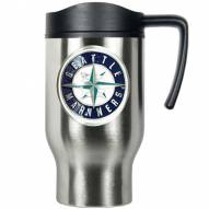 Seattle Mariners Stainless Steel Travel Mug