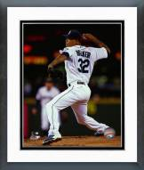 Seattle Mariners Taijuan Walker 2014 Action Framed Photo