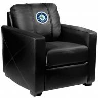 Seattle Mariners XZipit Silver Club Chair