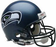 Seattle Seahawks 02-11 Riddell VSR4 Authentic Full Size Football Helmet