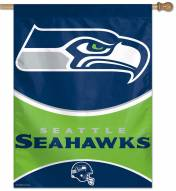 "Seattle Seahawks 27"" x 37"" Banner"