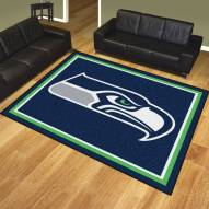 Seattle Seahawks 8' x 10' Area Rug