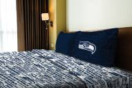 Seattle Seahawks Anthem Twin Bed Sheets