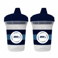 Seattle Seahawks Sippy Cup - 2 Pack