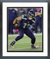 Seattle Seahawks B.J. Daniels 2015 Action Framed Photo