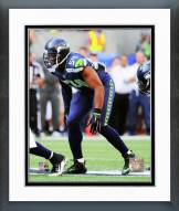 Seattle Seahawks Bobby Wagner 2014 Action Framed Photo