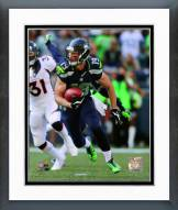 Seattle Seahawks Bryan Walters 2014 Action Framed Photo