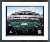 Seattle Seahawks CenturyLink Field 2014 Framed Photo