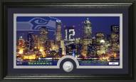 Seattle Seahawks City Scape Panoramic Minted Coin Photo Mint