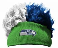 Seattle Seahawks Flair Hair Beanie