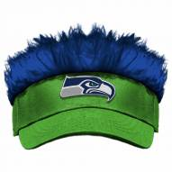 Seattle Seahawks Flair Hair Visor