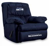 Seattle Seahawks Home Team Recliner