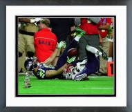 Seattle Seahawks Jermaine Kearse Catch Super Bowl XLIX Framed Photo