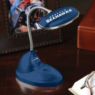Seattle Seahawks LED Desk Lamp
