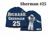 Seattle Seahawks Lightweight Richard Sherman Beanie