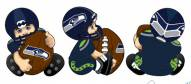 Seattle Seahawks Lil Fan Ornament