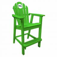 Seattle Seahawks Lime Green Pub Captain Chair