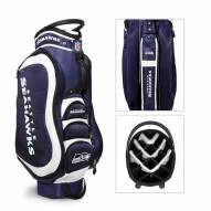 Seattle Seahawks Medalist Cart Golf Bag