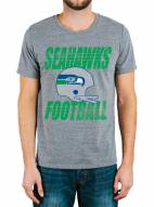 Seattle Seahawks Men's Touchdown Tri-Blend Tee