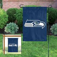 Seattle Seahawks NFL Garden Flag
