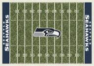 Seattle Seahawks NFL Home Field Area Rug