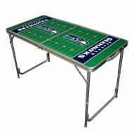 Seattle Seahawks NFL Outdoor Folding Table