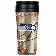Seattle Seahawks NFL RealTree Camo Coffee Mug Tumbler